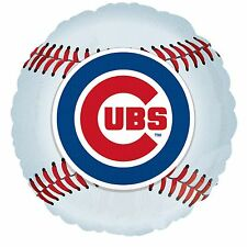 Chicago Cubs - Champions - Baseball Foil Balloon - MLB - Licensed - Tailgate