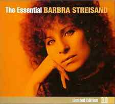 BARBRA STREISAND The Essential 3.0 3CD BRAND NEW Best Of Greatest Hits