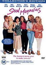 Steel Magnolias DVD Movie Shirley MacLaine Sally Field  BRAND NEW SEALED R4