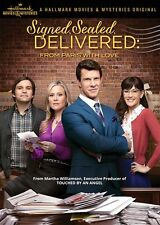 SIGNED SEALED DELIVERED FROM PARIS WITH LOVE New Sealed DVD Hallmark Channel