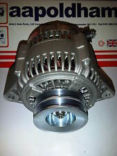 TO FIT TOYOTA LANDCRUISER 4.2 TD DIESEL 1998-07 BRAND NEW 125AMP ALTERNATOR