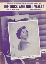The Rock And Roll Waltz Kay Starr Shorty Allen Dick Ware   Sheet Music