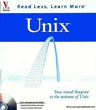 Unix: Your visual blueprint to the universe of Unix-ExLibrary