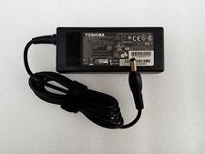 19V 3.42A 65W OEM AC charger for Toshiba L20 L25 L25-SP139 M30X PA3396U-1AC