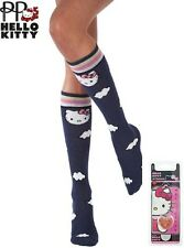 Hello Kitty Welly Socks - Summer Sky Style and FREE Hello Kitty Air Freshener
