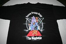 Vintage 1996 Snoop Doggy Dogg Tha Doggfather Shirt Sz XL Rap Hip Hop Tupac RARE