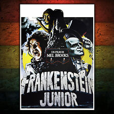 Poster Frankenstein Junior - Mel Brooks Size: 70x100 CM