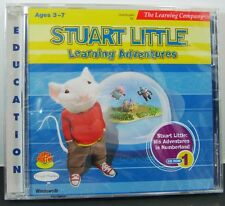 Stuart Little Learning Adventures By The Learning Company PC Game
