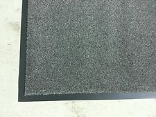 New 3'x10' heavy duty runner door entrance hall floor mat commercial charcoal