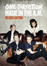 One Direction: Made In The A.M. (Deluxe Edition) [Music Audio CD] Bonus Tracks