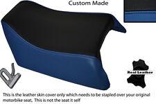 BLACK & ROYAL BLUE CUSTOM FITS SUZUKI GSXR 1100 89-98 REAR SEAT COVER