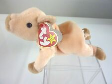 KNUCKLES THE PIG,  BIRTHDATE - MAY 25, 1999,  RARE, WITH HOLOGRAM ON TUSH TAG