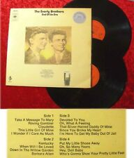 2LP Everly Brothers: End of An Era