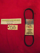 "3L330 Belt 3/8"" X 33"" Lawn Mower Tractor"