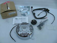 New Harley Davidson Chrome Fan Kit 91552-00 Dyna FXD FXDL FXDX FXDWG FXDS FXDP