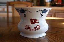 """Titanic Artifact Collection 6"""" Floral 2nd Class Vase"""