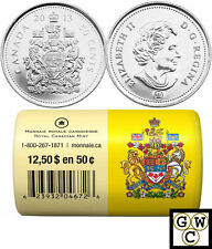 Roll of 2013 50ct BU (In Special Wrap) (13178)