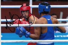 ANTHONY OGOGO HAND SIGNED GREAT BRITAIN LONDON 2012 OLYMPICS 6X4 PHOTO 6.