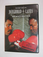 ESPN FILMS  -  VOLUME 4 -  30 FOR 30: MUHAMMAD AND LARRY  (DVD, 2010)
