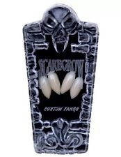 Halloween Party Scarecrow Double Shredders Vampire Fangs For Costume New Gift N