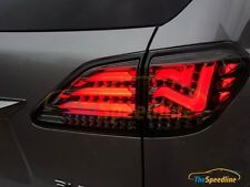 METEO 13 14 15 LEXUS RX270 RX350 RX400h LED BAR TAIL REAR LAMP LIGHT SMOKE SG