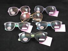Foster Grant Women's Sunglasses Mix 125 Pair NWT in Poly Bags