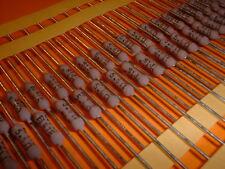 25x 5,6 Ohm 1 Watt Metalloxid Widerstand MOX 5R6 350V
