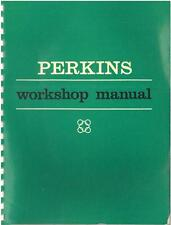 Perkins Engine 6.354 Workshop Manual