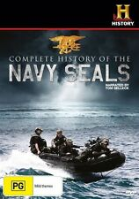 Complete History Of The Navy Seals (DVD, 2010) Region 4  New