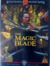 MAGIC BLADE DVD  REGION FREE WELLGO U.S.A NEW ORIGINAL