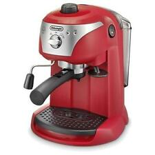 Delonghi ECC221.R Traditional Pump Espresso Coffee Machine Energy Class B Red