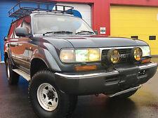 1991 Toyota Land Cruiser HDJ80