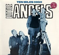 "LITTLE ANGELS ten miles high LTLX 16 uk polydor 1994 gatefold sleeve 12"" PS EX/E"