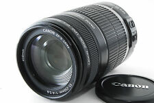 Excellent!! Canon EF-S 55-250mm f/4-5.6 Zoom Lens Free shipping!! #115880