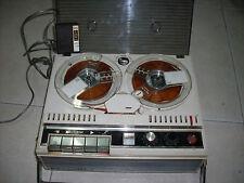 Registratore a bobine magnetofono GELOSO G-651 - G651 - G 651 - CON MICROFONO