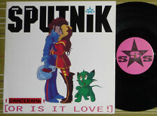 "SIGUE SIGUE SPUTNIK, DANCERAMA EXTENDED 12"" EP 1989 UK 1ST PRESS A-1/B-1 VG+/VG+"