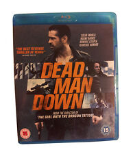 Dead Man Down (Blu-ray, 2013)