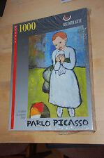 PABLO PICASSO JIGSAW PUZZLE - L'Enfant au Pigeon, Ricordi Arte, 1000 piece - NEW