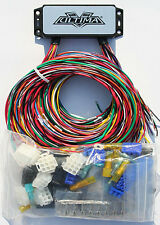 COMPACT ELECTRONIC WIRING HARNESS KIT HARLEY 18-533 Ultima Plus Chopper - Custom