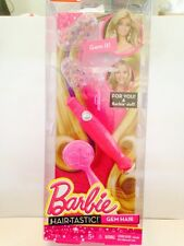 Barbie Hair-tastic Gem Hair For You And Your Doll New In Box