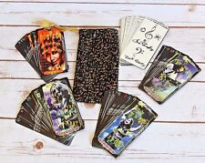 THE ROCK & ROLL TAROT DECK by Chris Paradis 1st Edition RARE Limited to 500 only