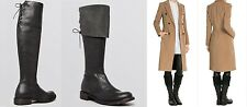Fiorentini Baker Over The Knee tall riding boots women's black Color Size 7M
