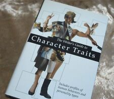 The Writer's Guide to Character Traits (Hardcover)