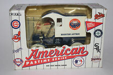 Ertl American Pastime Series Die Cast Metal Bank, Houston Astros