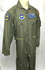 US Air Force 5th Airlift Squadron Named & Patched Flight Suit