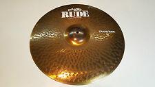 """Paiste RUDE Crash Ride Becken 18"""" Cymbal"""