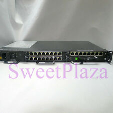 F820 ZTE EPON/GPON ONU, 24 Ethernet ports FTTB or FTTC optical switch,19 inch