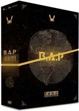 B.A.P Live On Earth Pacific Tour DVD Region ALL
