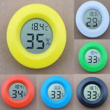 Mini Digital LCD Hygrometer Humidity Temperature Meter Tester Indoor Randomly