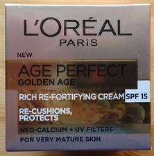 L'OREAL Age Perfect Golden Age Rich Re-Fortifying Cream SPF15 - 50ml